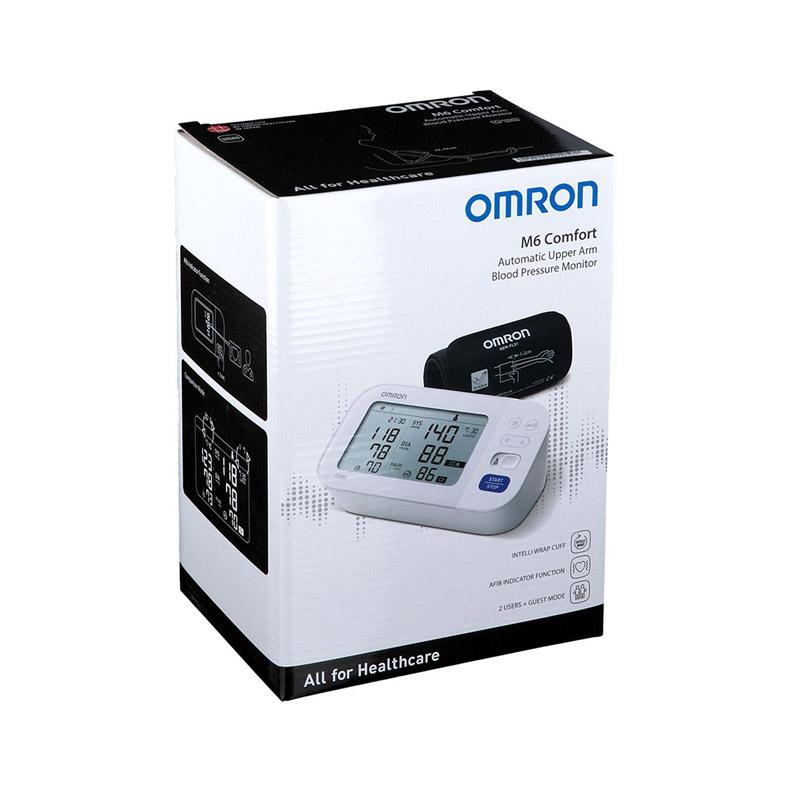 Farmacia_Grassi_Cesenatico_Promozioni_Misuratore pressione OMRON M6 Comfort