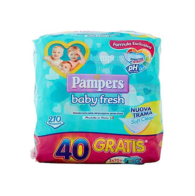 Farmacia_Grassi_Cesenatico_Promozioni_Salviette Baby Fresh Pampers